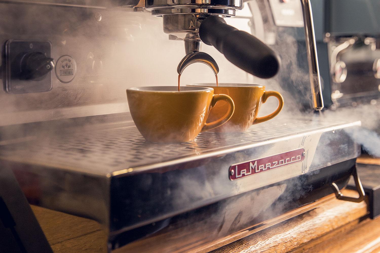 Coffee La Marzocco Maho Coffee Siebträger Kaffeemaschine