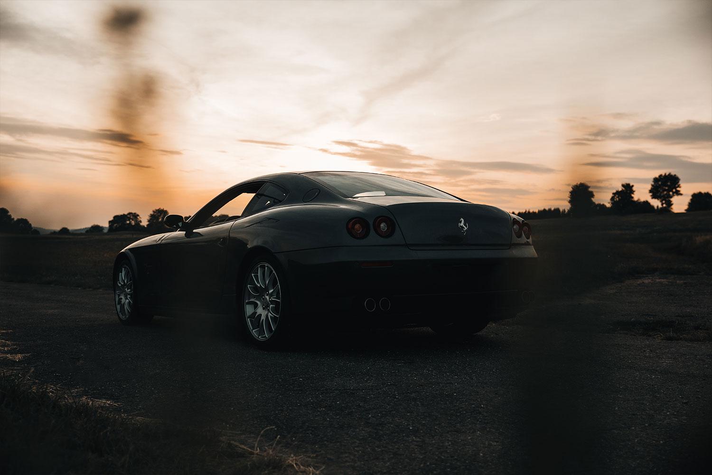 Ferrari Carfotografie Stuttgart