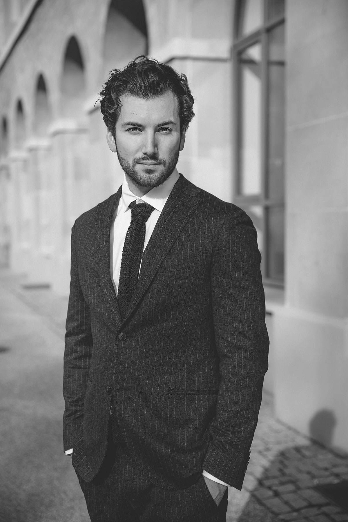 Anzug Mann Lifestyle Fotografie Portrait Business