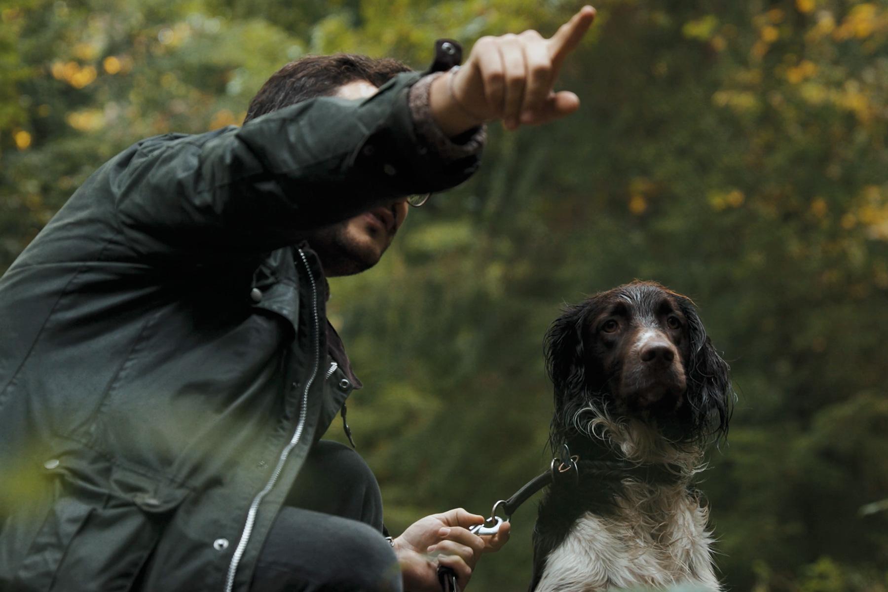 kleiner-muensterlaender-hund-tierfilm-doku-outdoorfilm-stuttgart-babour